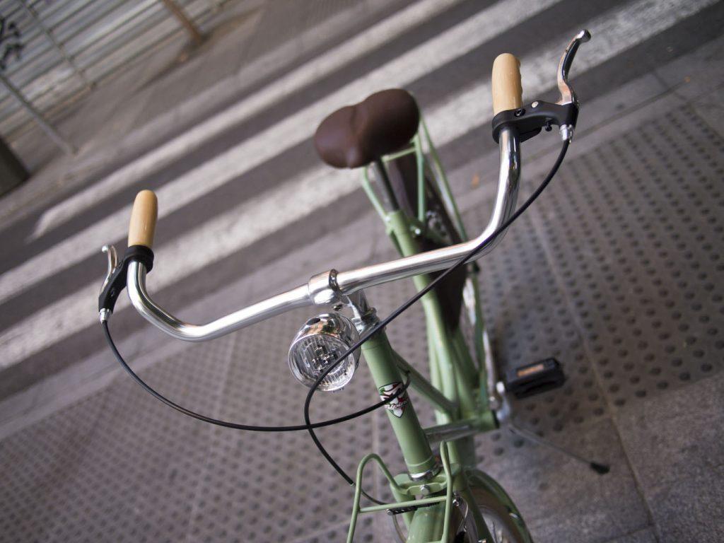 Los Martínez Banco de bicis Alquiler Alpina Frascona Madrid