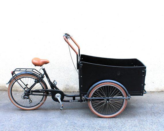 Bicicarro bicis de carga triciclos en Madrid y Sevilla