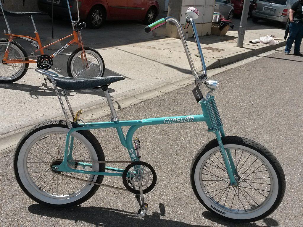 Los Martínez Banco de bicis Alquiler de bicicletas especiales para ocasiones especiales GAC Crosseta Toledo Ciudad Real