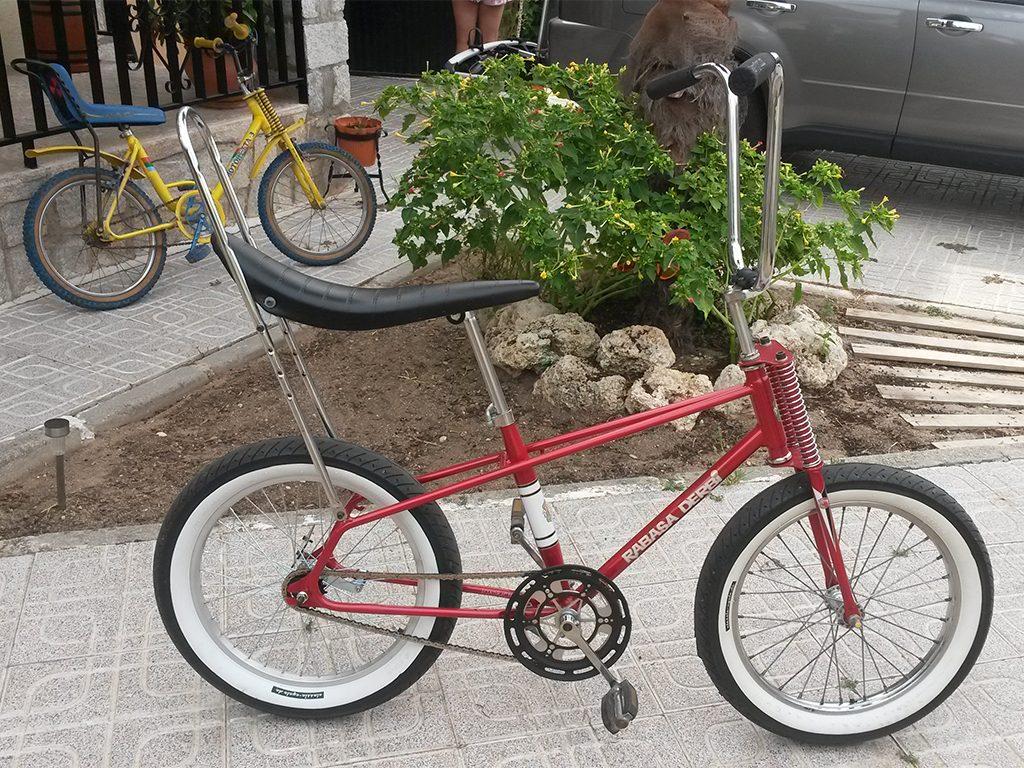 Los Martínez Banco de bicis Alquiler de bicicletas especiales para ocasiones especiales Rabasa Derbi Toledo Ciudad Real
