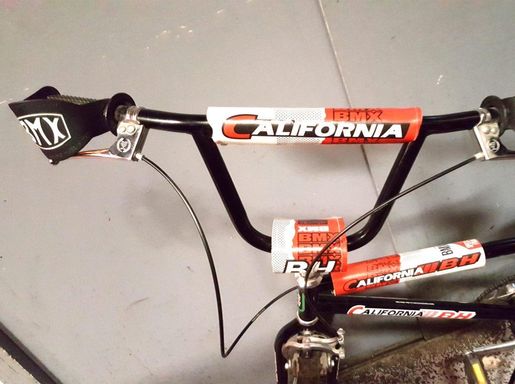 California BMX Los Martinez Banco de bicis Alquiler de bicicletas