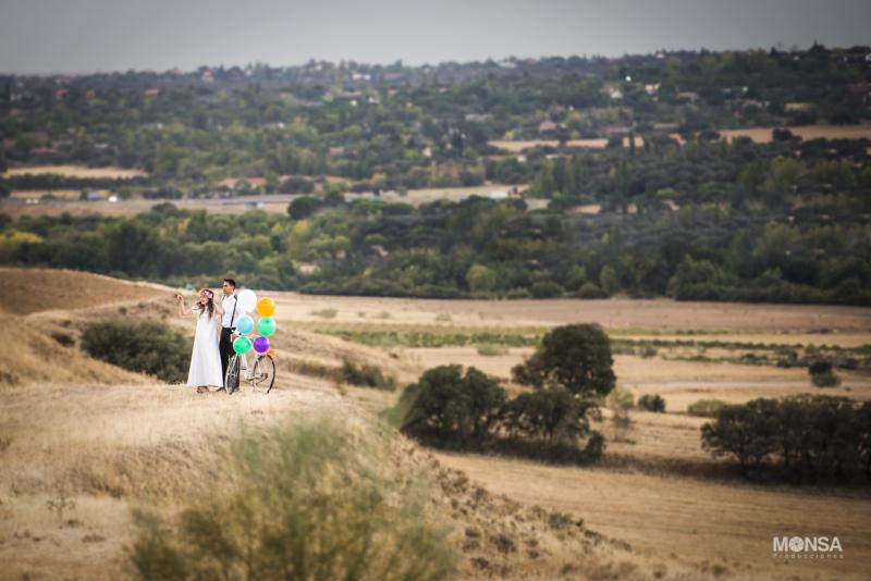 Los Martínez Banco de bicis Alquiler de bicicletas especiales para ocasiones especiales BH boda