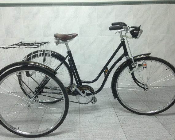 Triciclo BH retro en Alicante