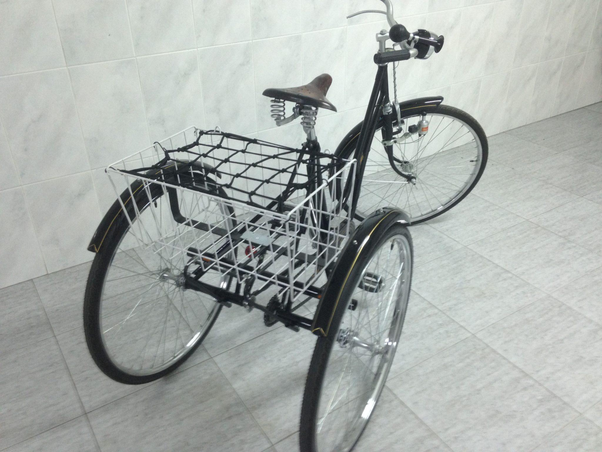Los Martínez Banco de bicis Alquiler bicicletas triciclo bicicarro Alicante