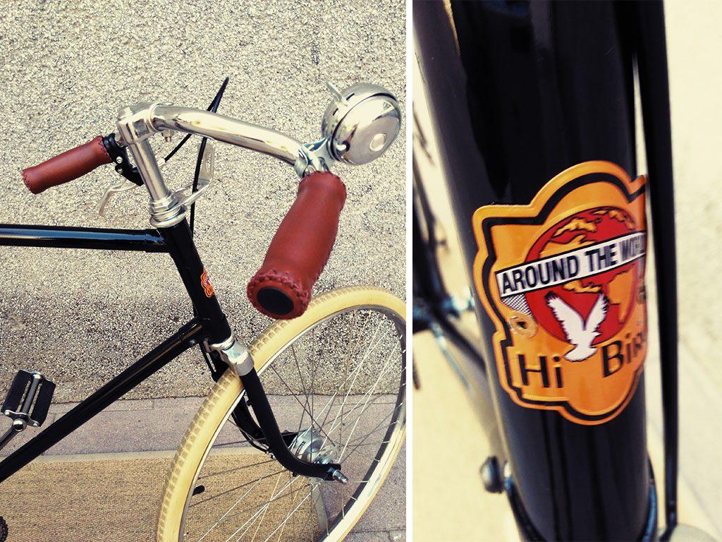 Los Martínez Banco de bicis Alquiler bicicletas path racer Barcelona