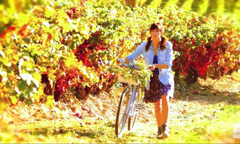 Una Martínez se va de vinos con Eva Ugarte