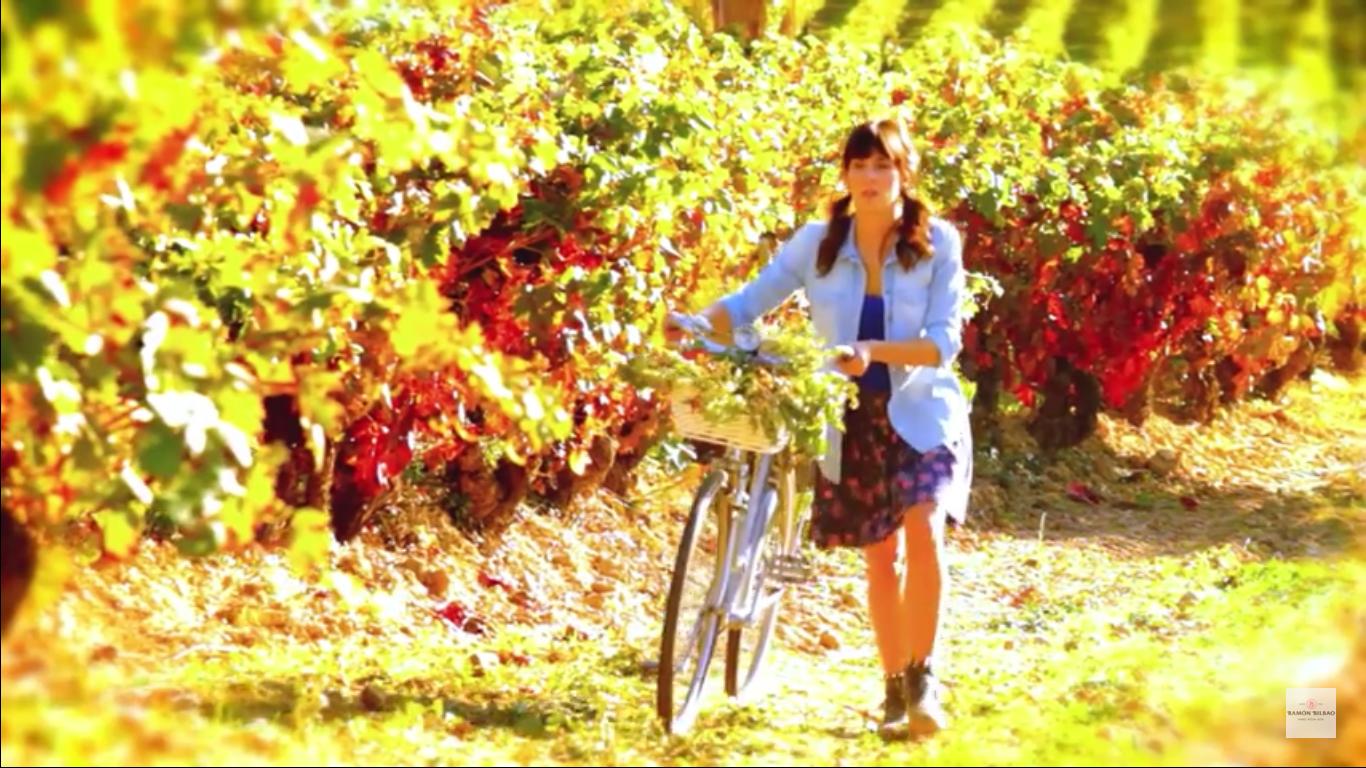 Los Martínez Banco de bicis Alquiler bicicletas campaña publicidad bodegas vinos