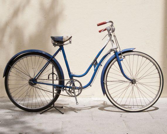 BHs años 60 azul en Madrid