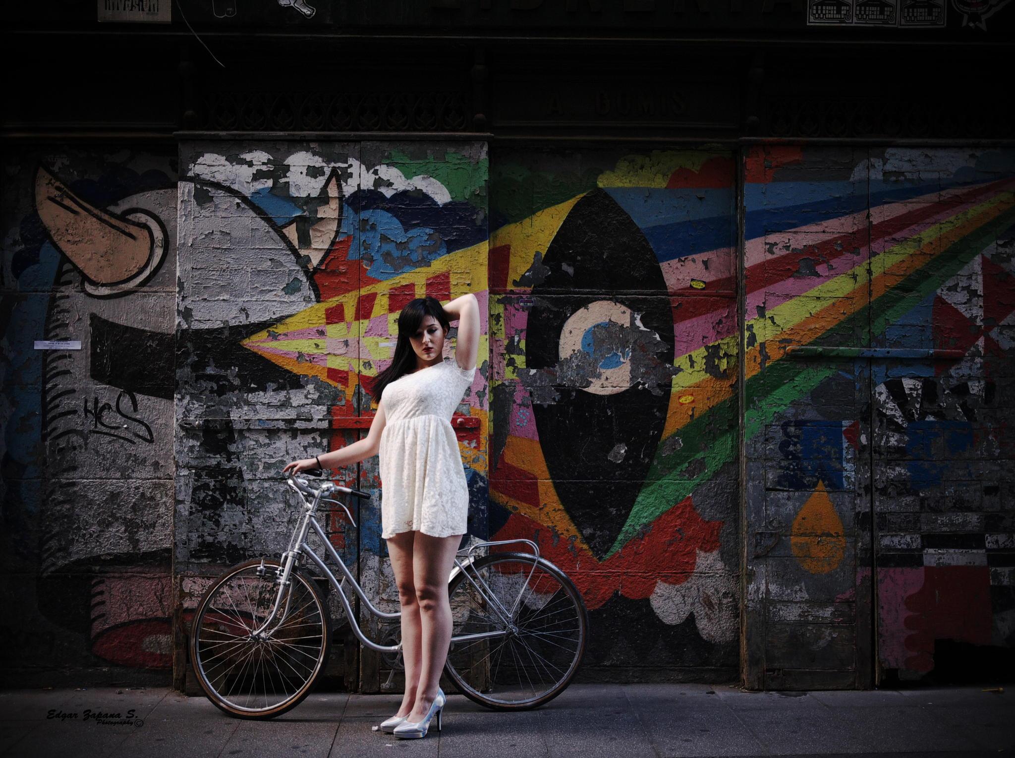 Los Martínez Banco de bicis Alquiler bicicletas moda
