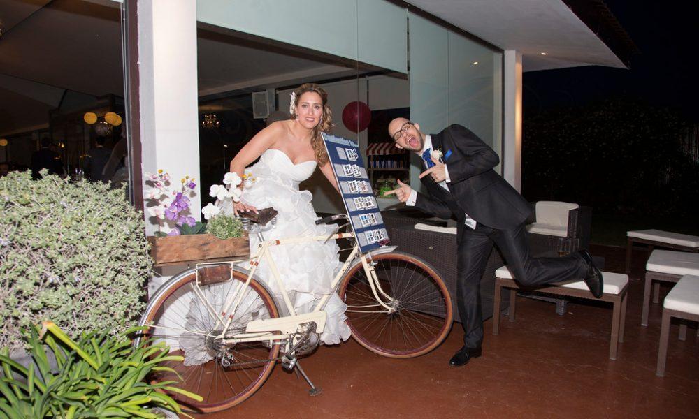 La Martínez más Martínez hace triplete: Organizadora de una boda
