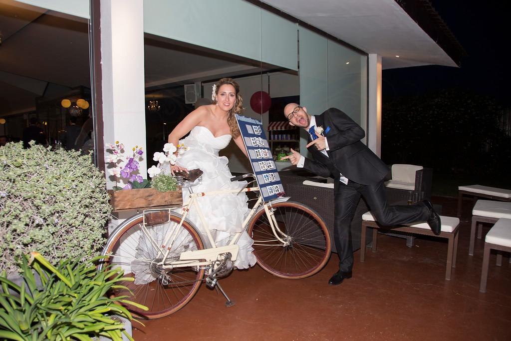 Los Martínez Banco de bicis Alquiler bicicletas boda
