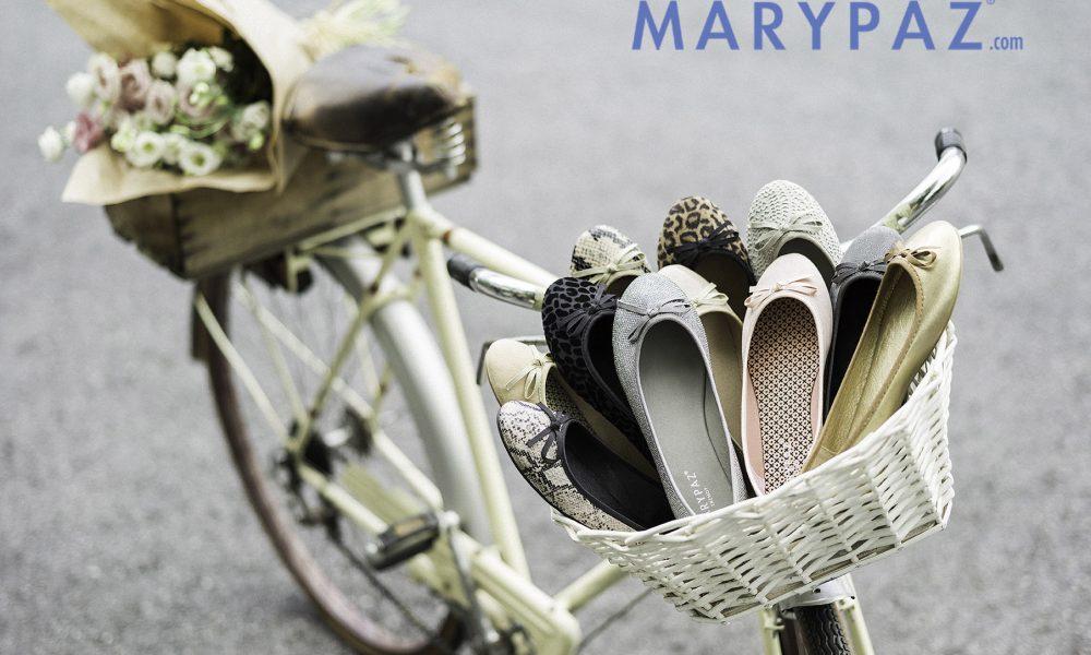 MARYPAZ Martínez: pedalear con estilo
