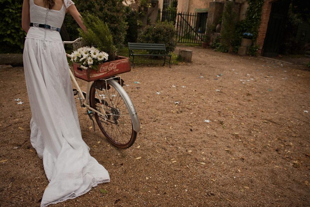 Boda Los Martínez Banco de bicis Alquiler de bicicletas especiales para ocasiones especiales