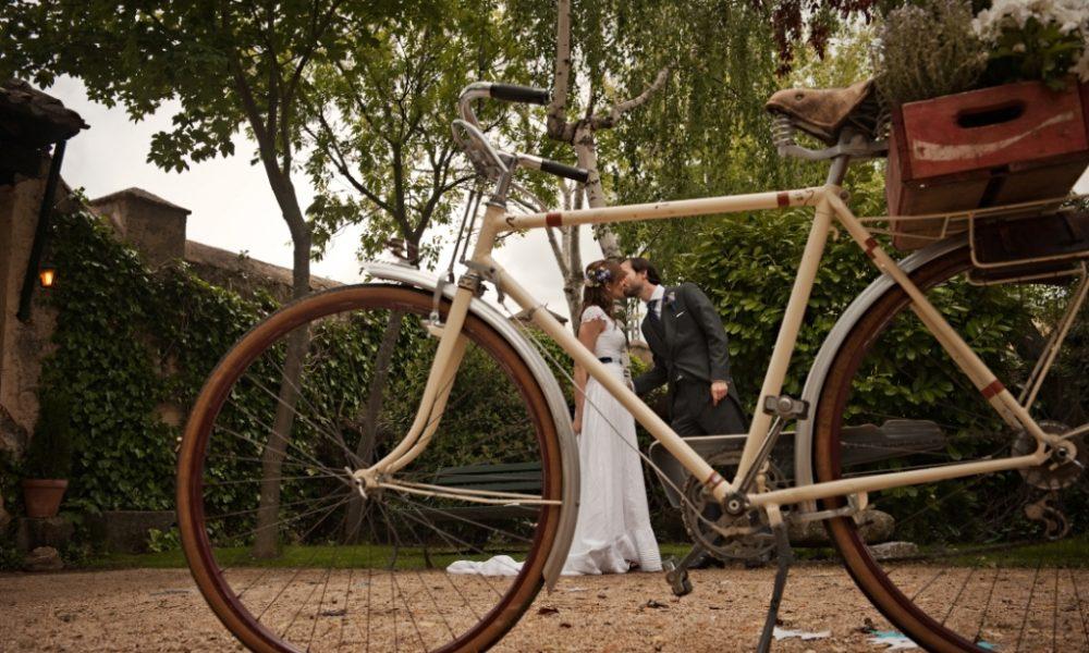De boda en Segovia: el complemento y marco perfectos