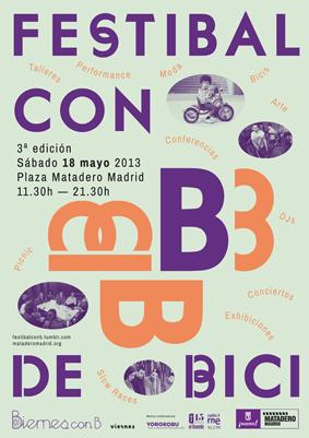 festival biernes poster post los martinez