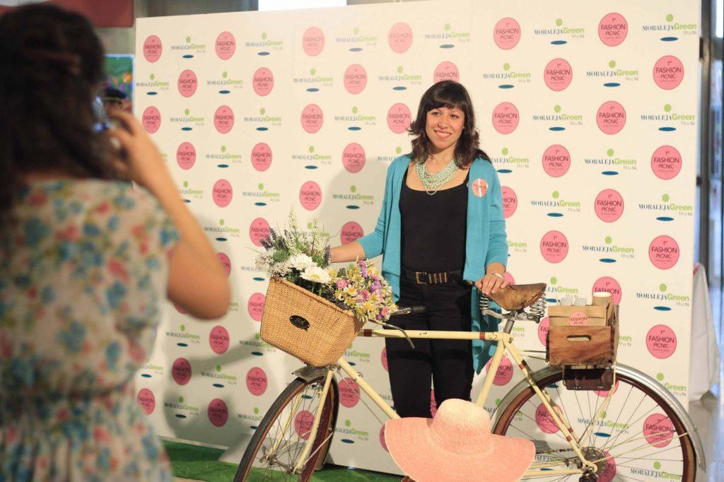 Picnic fashion La Moraleja Los Martínez Banco de bicis Alquiler de bicicletas especiales
