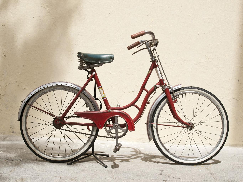 DAL niño Los Martínez Banco de bicis Alquiler bicicletas especiales