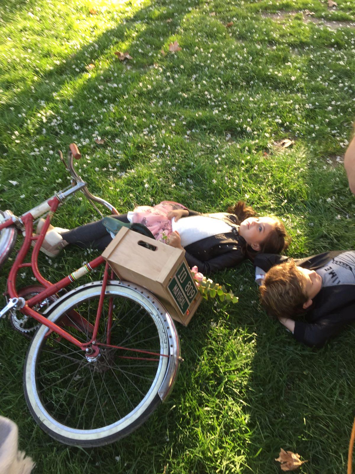 Mayoral moda infantil Casanova Los Martinez Banco de bicis alquiler de bicicletas
