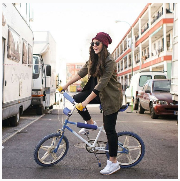 patry jordan instagram bisbal fiebre los martinez banco de bicis alquiler de bicicletas especiales