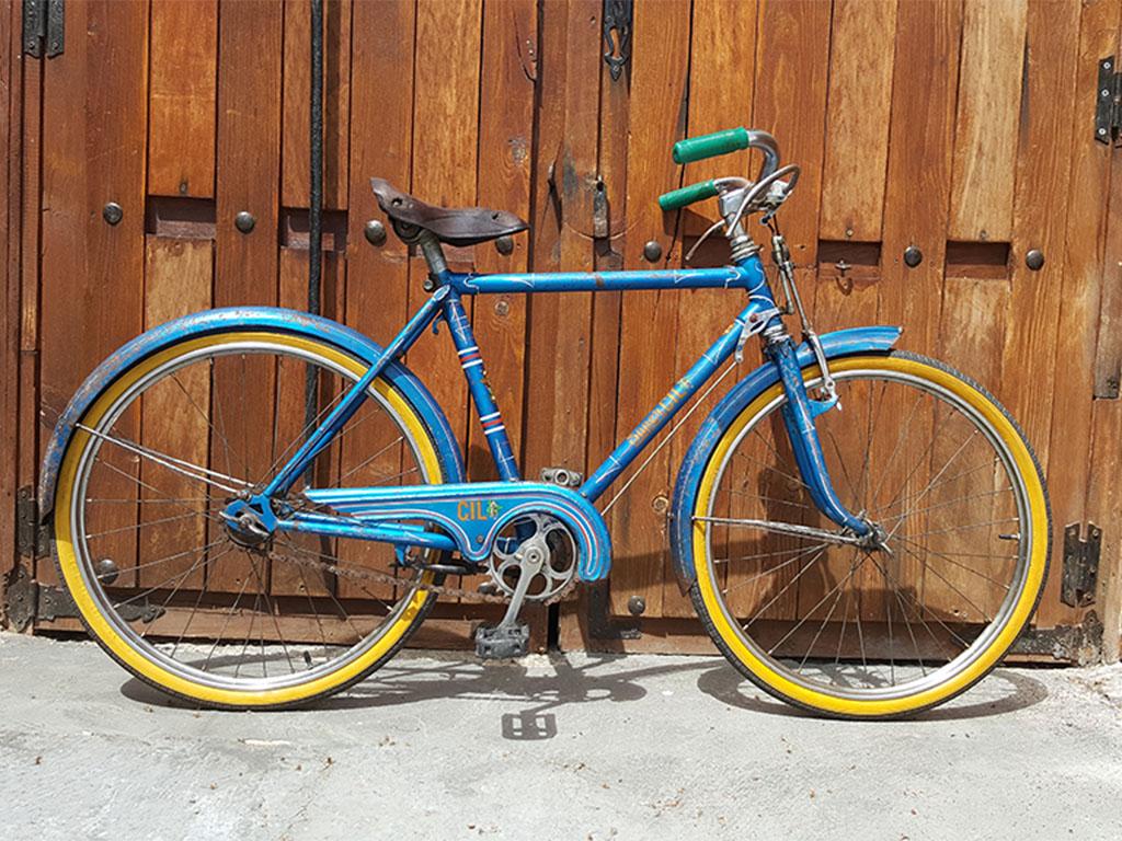 Los Martínez Banco de bicis Alquiler bicicletas especiales SUper CIL infantil