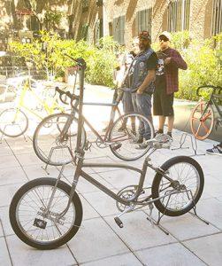 Los Martínez Banco de bicis Alquiler bicicletas especiales Psykobike custom