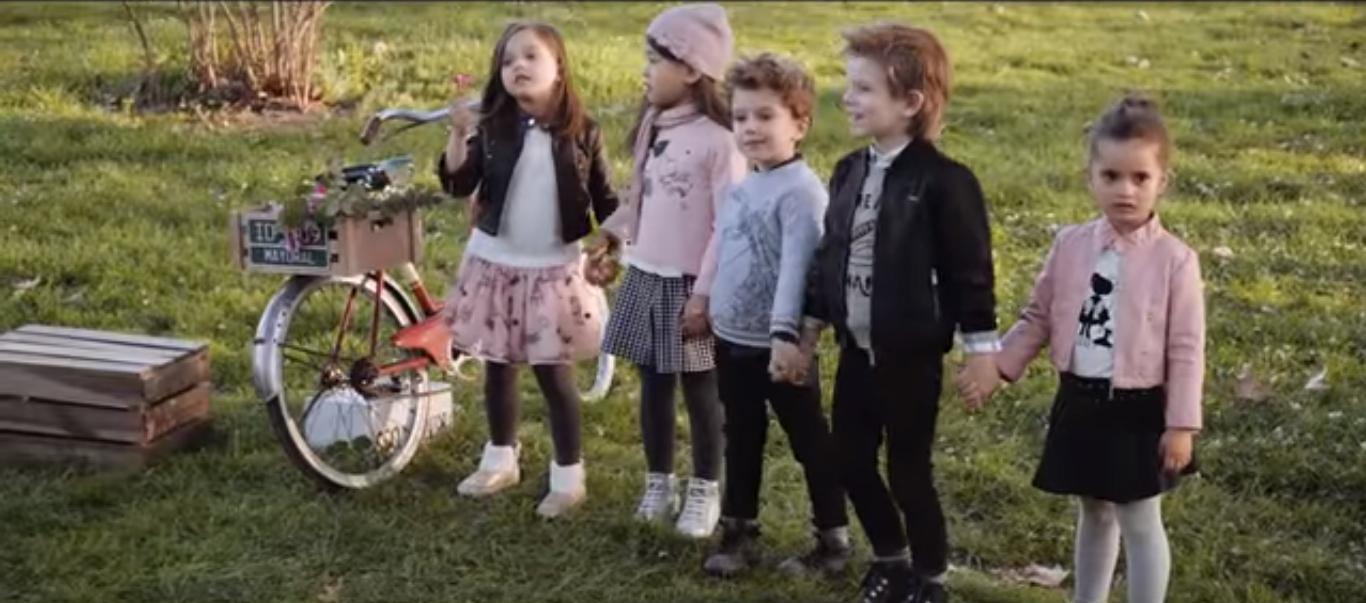 los martinez banco de bicis mayoral moda infantil vuelta al cole 2017