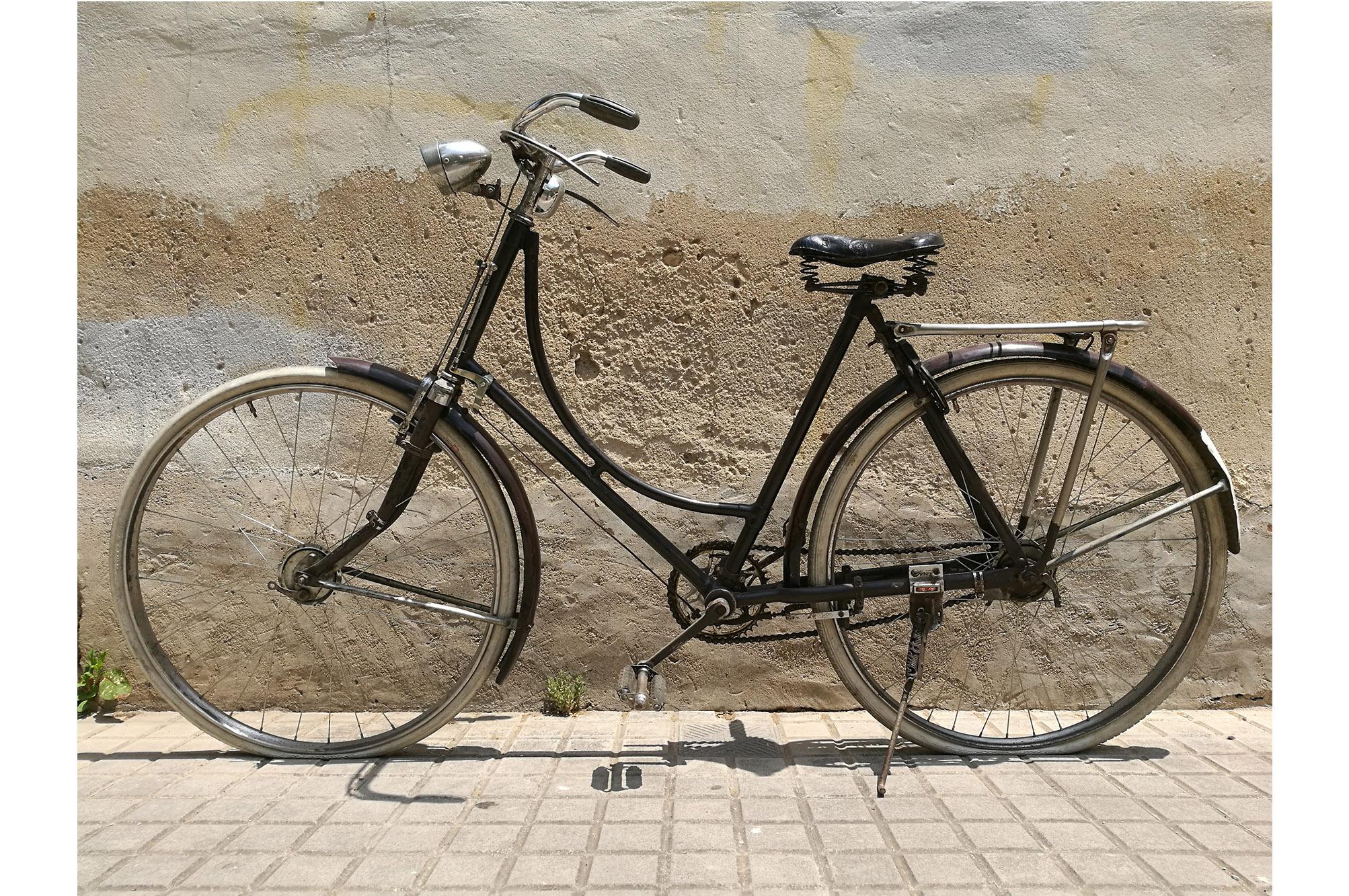 Los Martínez Banco de bicis Holandesas Valencia Xátiva