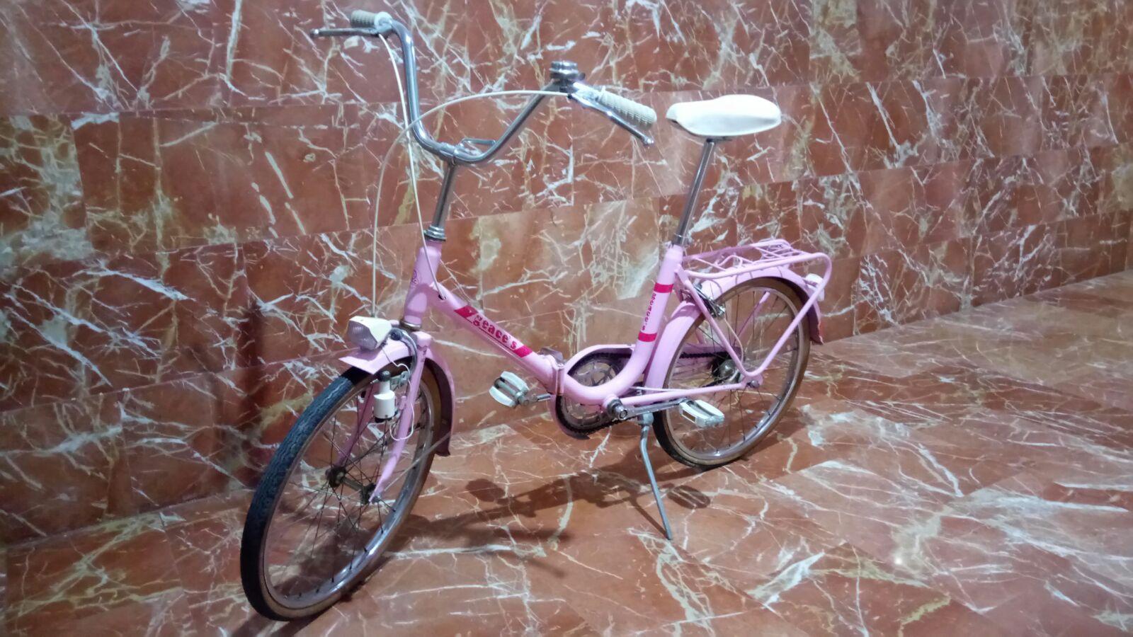 Los Martínez Banco de bicis Pontevedra