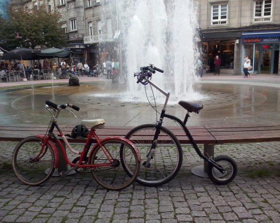 Bicis especiales en Pontevedra